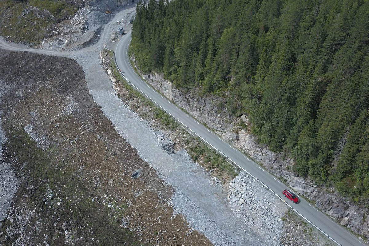 Nyheter - bilder Brekstad-Krinsvatn aug 2018