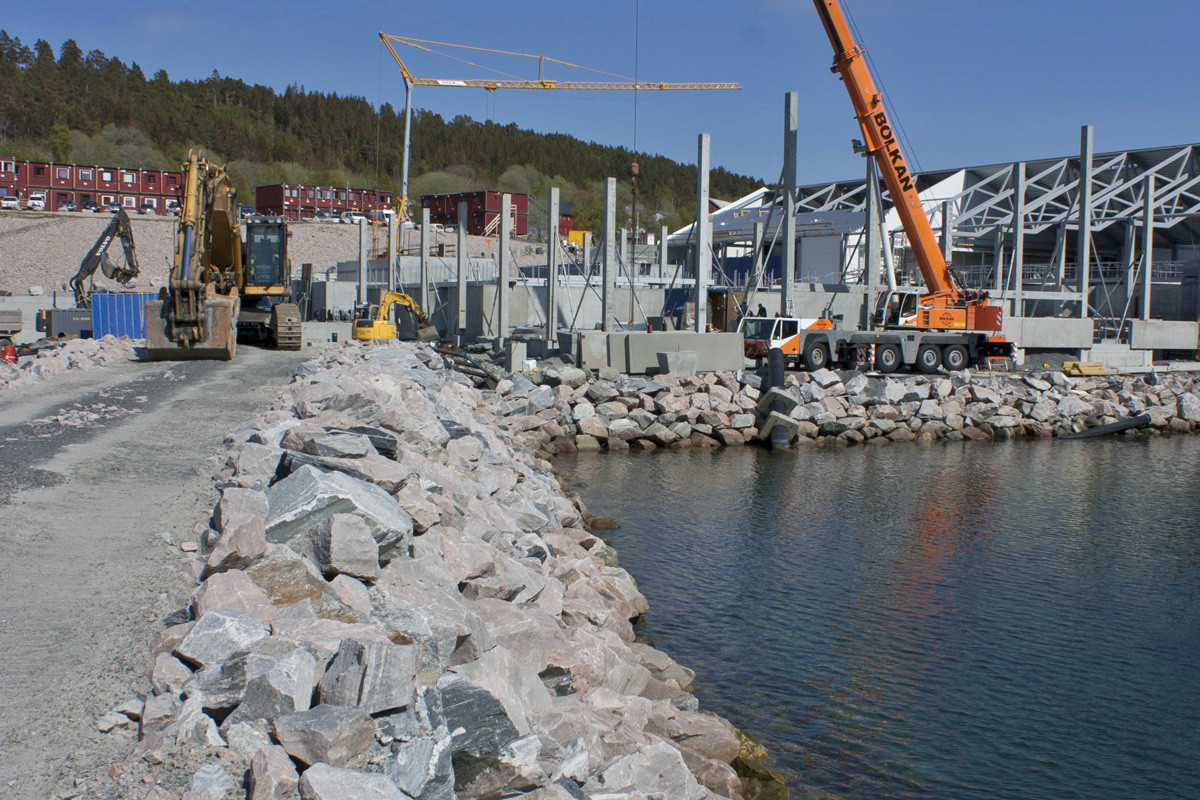 RAS Belsvik 2012