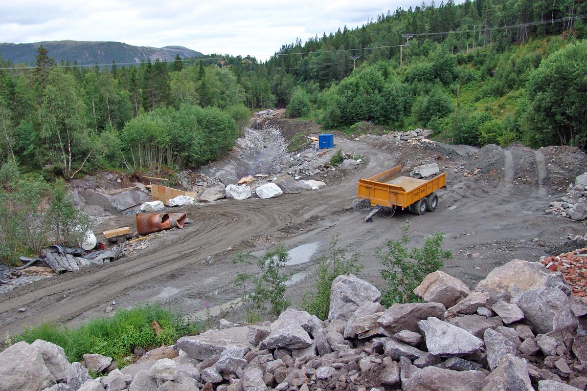 Dahlefoss kraftverk