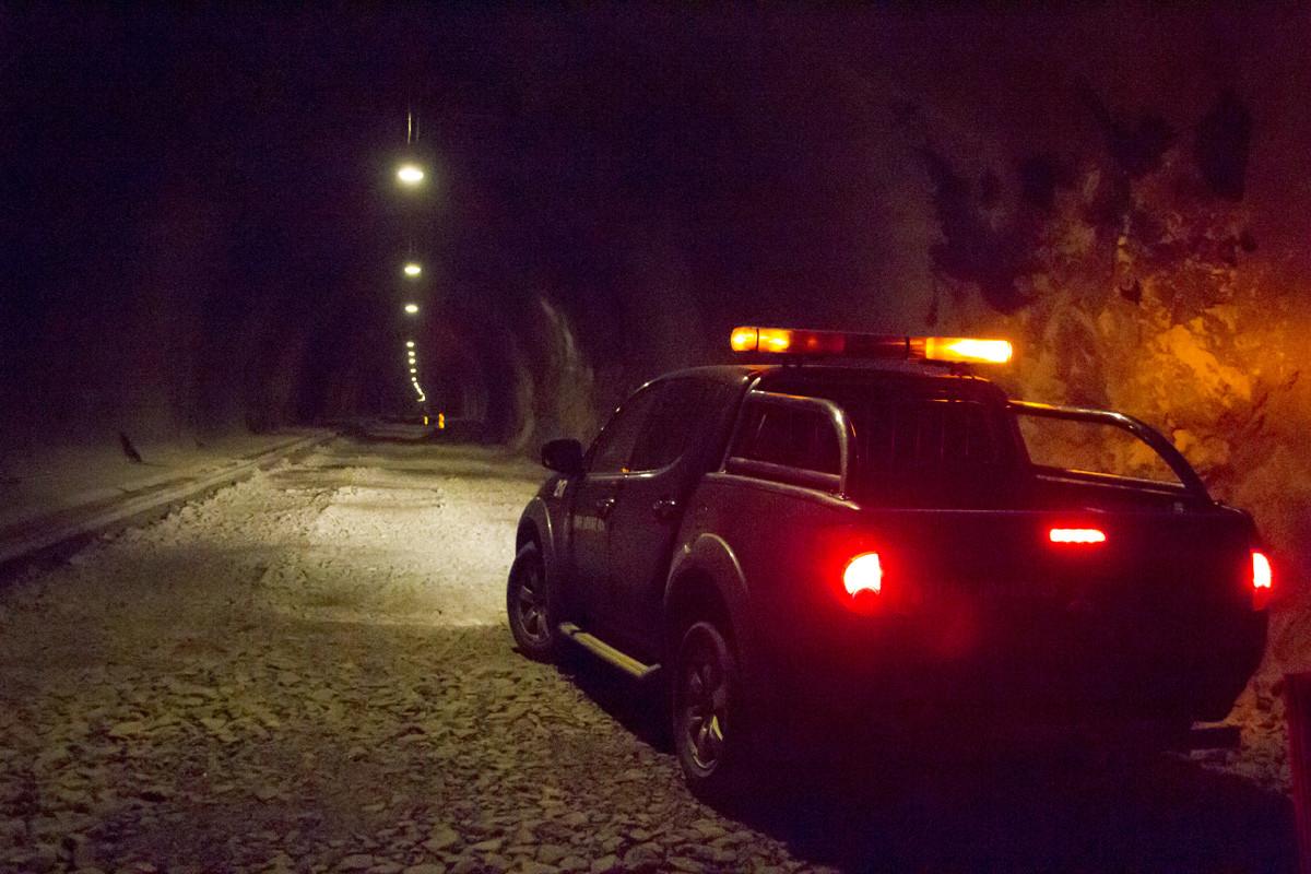 E6 Korgfjelltunnelen