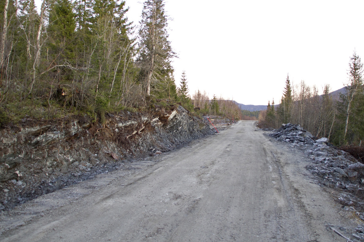 FV 292 Hattfjelldalen