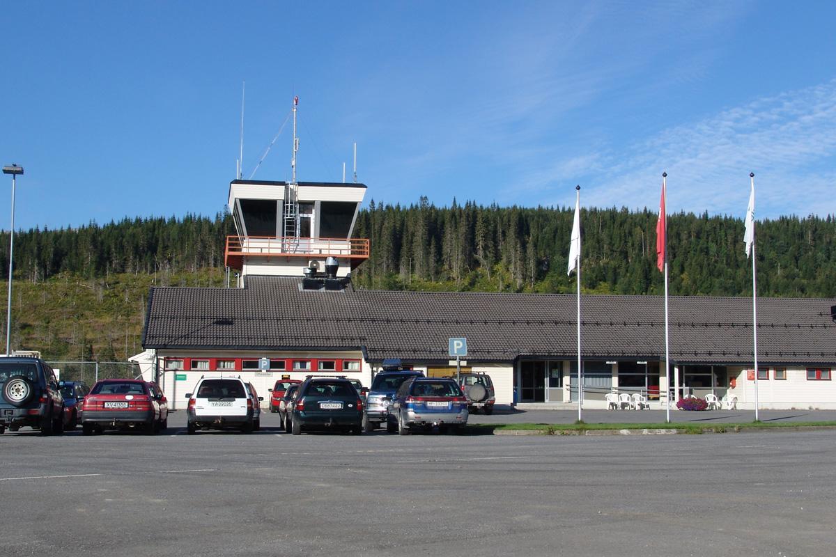 Mosjøen lufthavn 2007