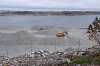 Nordskag industriområde Frøya 2007