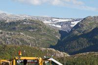 Øvre Forsland kraftverk 2013
