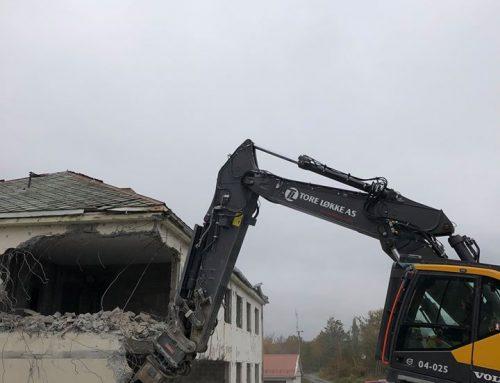 Riving Roan sykeheim