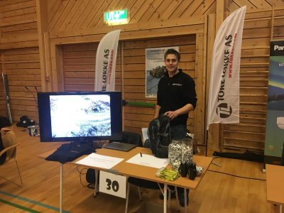Utdanningsmessa Åfjordhallen 2019